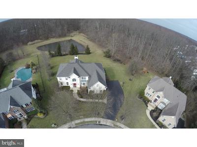 Mount Laurel Single Family Home For Sale: 11 Krysta Court