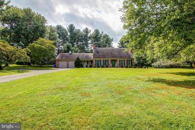 Woodbine Single Family Home For Sale: 3174 Jennings Chapel Road