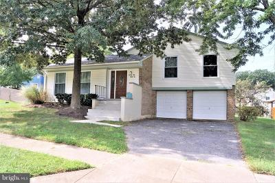 Fort Washington Single Family Home For Sale: 2432 Mary Place