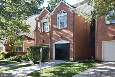 Alexandria Townhouse For Sale: 1925 Duffield Lane