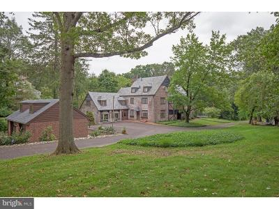 Doylestown Single Family Home For Sale: 2125 S Easton Road