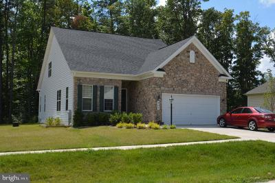 Westminster Single Family Home For Sale: Deep Run Road N