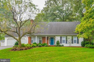 Severna Park Single Family Home For Sale: 285 Oak Court