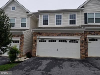 Delaware County Townhouse For Sale: 233 Clermont Drive