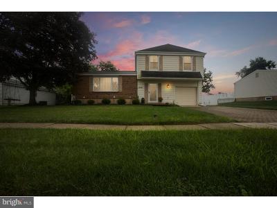 Bensalem Single Family Home For Sale: 6541 Neshaminy Valley Drive