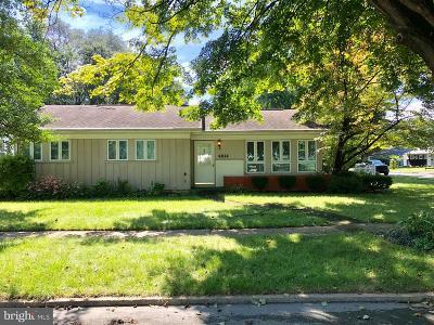 Mechanicsburg Single Family Home For Sale: 4814 Delbrook Road