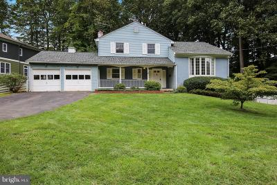 Bethesda Single Family Home For Sale: 8508 Howell Road