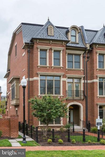North Bethesda Townhouse For Sale: 10827 Symphony Park Drive