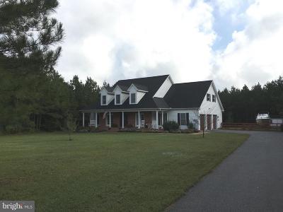 Salisbury Single Family Home For Sale: 8204 Stevens