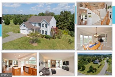 Lovettsville Single Family Home For Sale: 12020 Morningstar Place