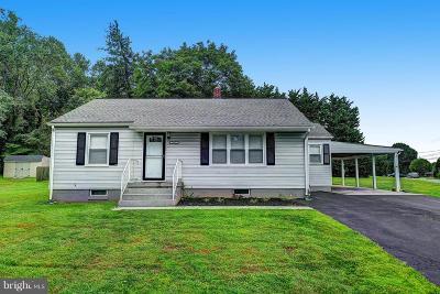 Abingdon Single Family Home For Sale: 2801 Preston Lane