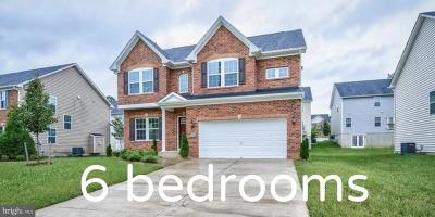 Washington Single Family Home For Sale: 1508 Mississippi Avenue SE