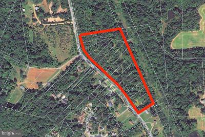 Brandywine Residential Lots & Land For Auction: 12508 Lusbys Lane
