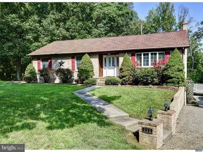 Elkton Single Family Home Under Contract: 533 Marley Road
