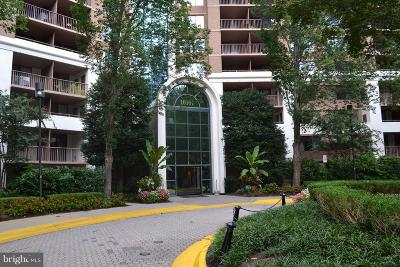 Rockville Condo For Sale: 10101 Grosvenor Place #613