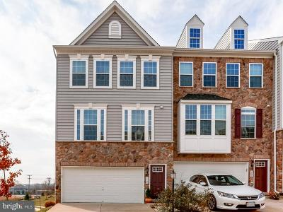 Woodbridge, Dumfries, Lorton Townhouse For Sale: 1796 Rockledge Terrace