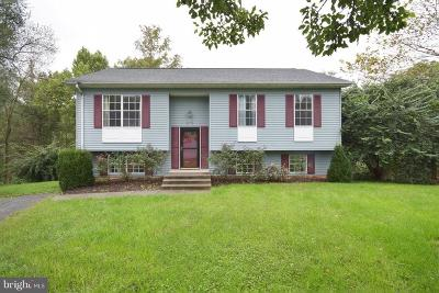 Front Royal Single Family Home Active Under Contract: 975 Meadow Court