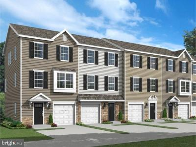 Collegeville Townhouse For Sale: Lot #7 School Street