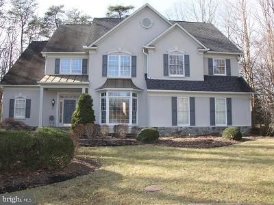 Fairfax Station VA Single Family Home For Sale: $950,000