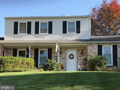 Fallston Single Family Home For Sale: 2401 Hunt Place