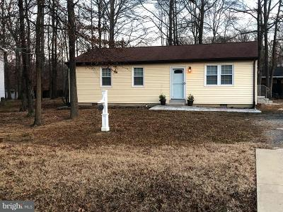 Accokeek Single Family Home For Sale: 16812 Holly Way
