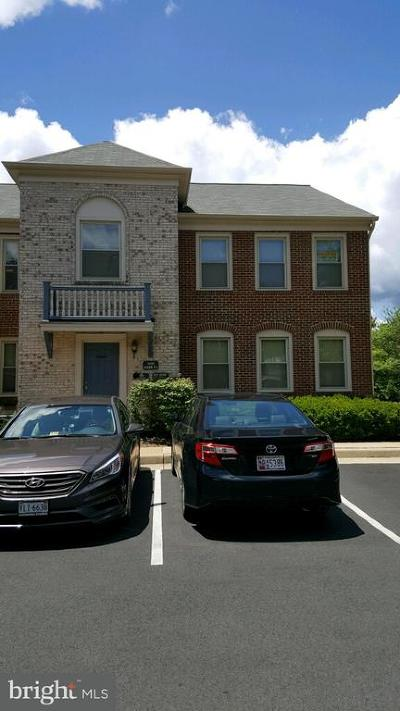 Annandale Condo For Sale: 4320 Evergreen Lane #J2-2