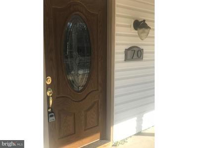Willingboro Single Family Home For Sale: 70 Gainscott Lane