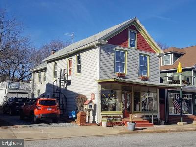 Rock Hall Single Family Home For Sale: 5764 Main Street