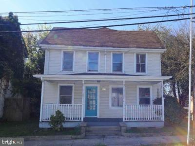 Dover Single Family Home For Sale: 428 S Governors Avenue