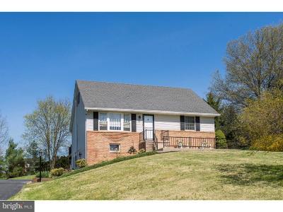 Gilbertsville Single Family Home For Sale: 181 Specht Road
