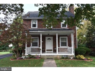 Wyomissing Single Family Home For Sale: 28 Woodland Road