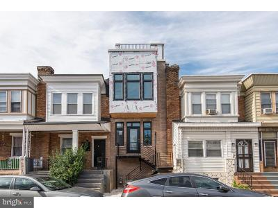 Brewerytown Townhouse For Sale: 1332 N Taney Street