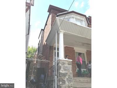 Philadelphia Single Family Home For Sale: 105 W Manheim Street