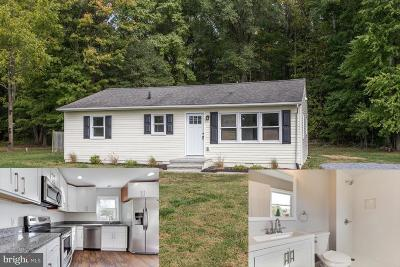 Grasonville Single Family Home Under Contract: 344 Wilson Road