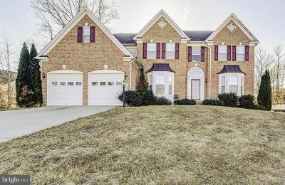 Prince William County Single Family Home Active Under Contract: 13101 Quate Lane