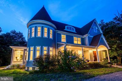 Annapolis Single Family Home For Sale: 498 Ferry Point Road