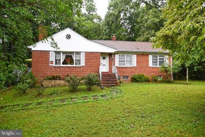 Falls Church Single Family Home For Sale: 3440 Sleepy Hollow Road