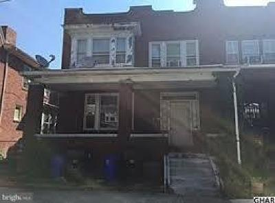 Harrisburg Multi Family Home For Sale: 2237 Green Street