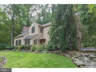Bucks County Single Family Home For Sale: 6130 Stoney Hill Road