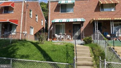 Single Family Home For Sale: 672 Brandywine Street SE