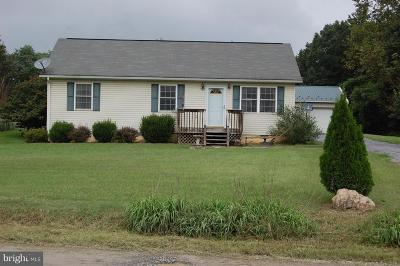 Page County Single Family Home For Sale: 765 Ridge View Lane