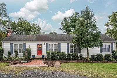 Manassas Park Single Family Home For Sale: 8021 Rugby Road
