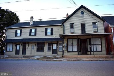 Walkersville Multi Family Home For Sale: 21 Pennsylvania Avenue W