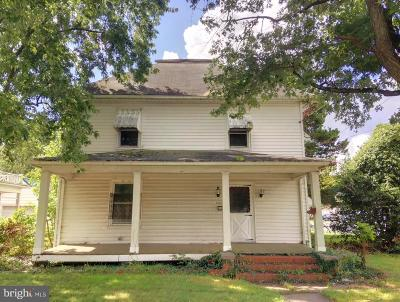 Princess Anne Single Family Home For Sale: 12076 Somerset Avenue