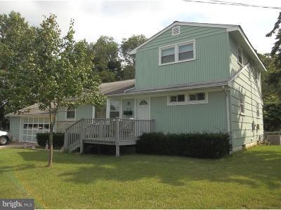 Glassboro Single Family Home For Sale: 202 Rule Court