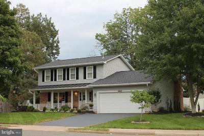 Manassas Single Family Home For Sale: 8963 Jasmine Court