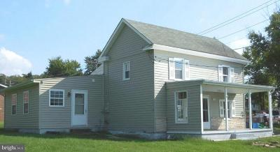 Strasburg Single Family Home For Sale: 295 Walton Street