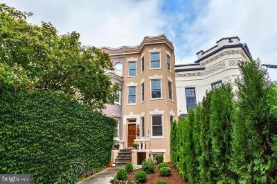 Washington DC Townhouse For Sale: $2,199,000