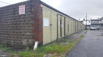 Baltimore City Residential Lots & Land For Sale: 700 Eaton St. Rear Alley S