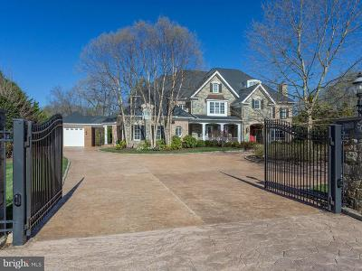 McLean Single Family Home For Sale: 1030 Harvey Road
